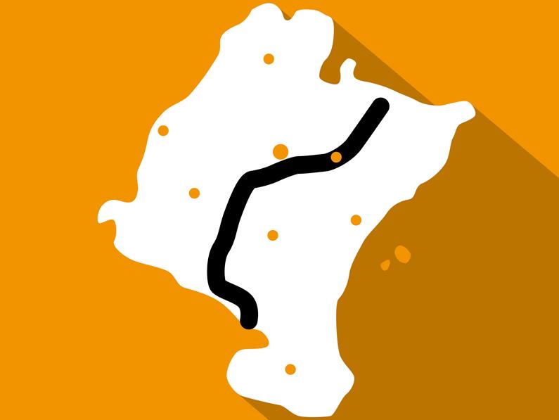 CRMA. Cañada Real de Milagro a Aezkoa