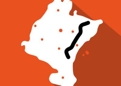 CRMS. Cañada Real de Murillo el Fruto a Salazar